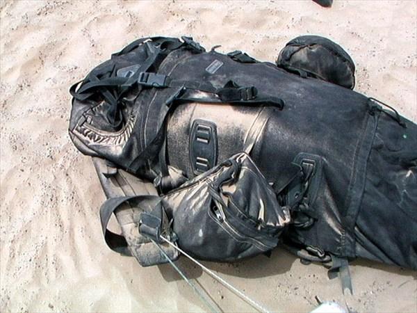 После песчаной бури