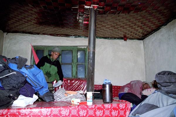 Гостиница в поселке Тотохеянь