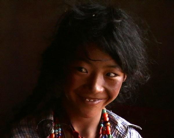 Второй контакт с тибетцами