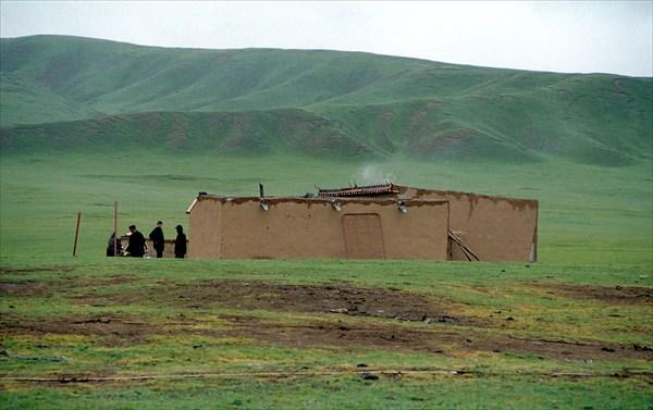 Так живут тибетцы пастухи