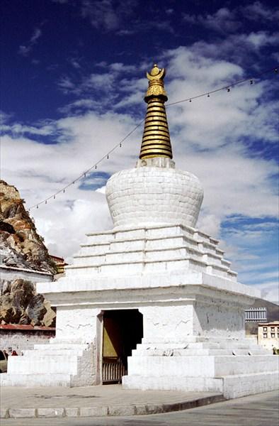 Буддисткая ступа