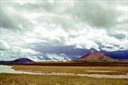 По Тибетскому плато рагуливают грозы