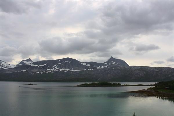 Пейзажи Efjorden