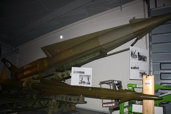 ПВО Норвегии представлено ракетами Nike Ajax и Nike Hercules