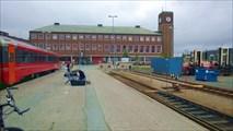 ЖД-вокзал Будё