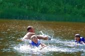 Игры в воде