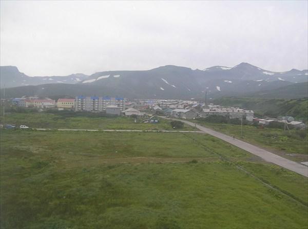 Северо -Курильск