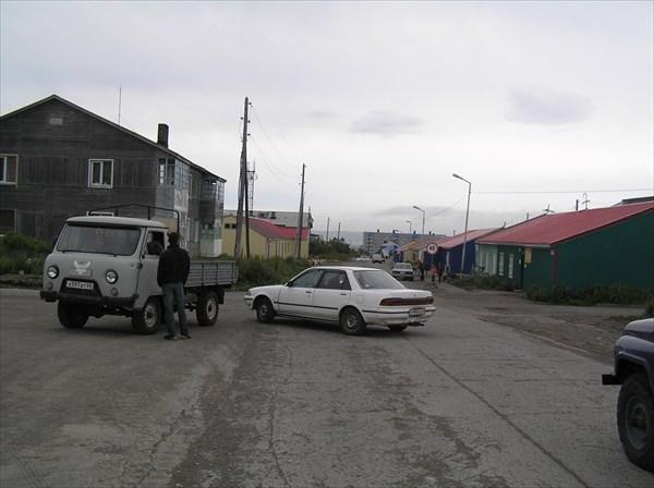 """Северо-Курильский """"Арбат"""""""