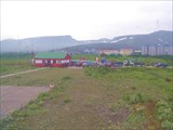 Северо-Курильский вертодром