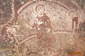 сохранившиеся фрески