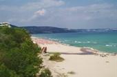 Пляж, Албена