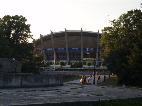 Дворец культуры и спорта в Варне