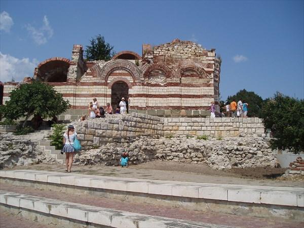 Церковь Святого Иоанна Алитургетоса (Несебыр) 14 в