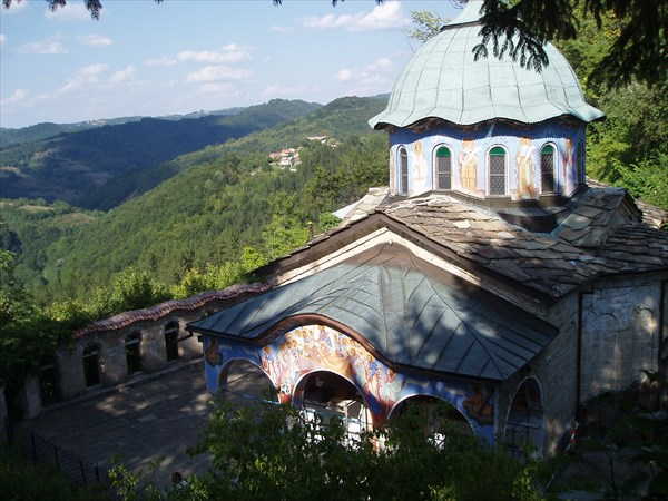 Сокольский монастырь, церковь 1834