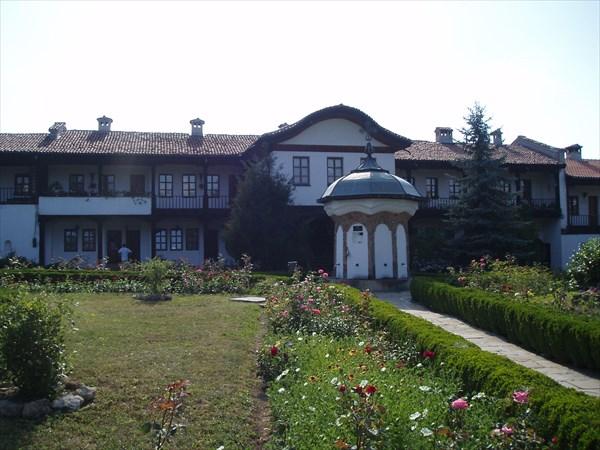 Сокольский монастырь, 1833