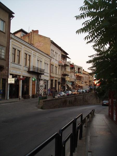 Велико-Тырново, улочки