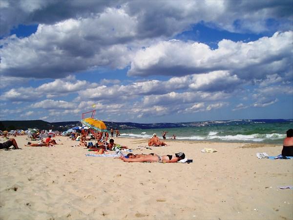Пляж Кранево
