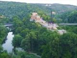 Велико-Тырново, вид на центр города и арт-галлерею