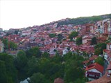 Велико-Тырново, вид на город