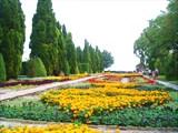 Балчик, ботанический сад