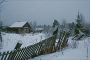 Зима в Хотцах