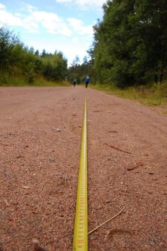 на фото: Пройдены километры
