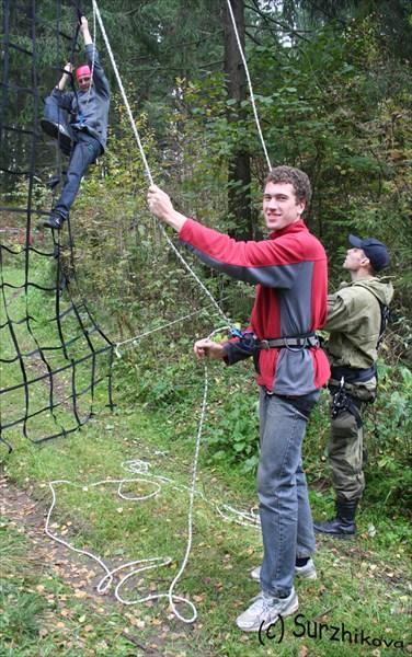 альпинист Андрей