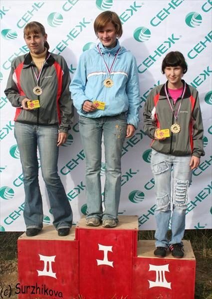 медальная тройка 2