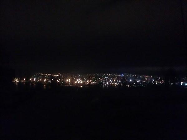 Ночной город... вы должны увидеть всё сами