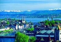 Zueric-город Цюрих