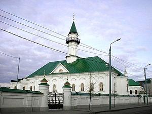 Мечеть аль-Марджани
