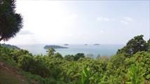 Панорамма островов