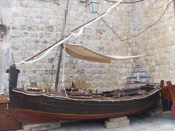 133-порт-лодочка