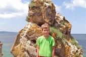 Илья Яэмурд - самый юный (11 лет) участник БКК-2015