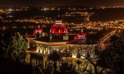 Monserrate-palace-by-night
