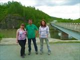 Около моста через р.Мундыбаш