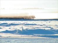 По Белому морю на лыжах