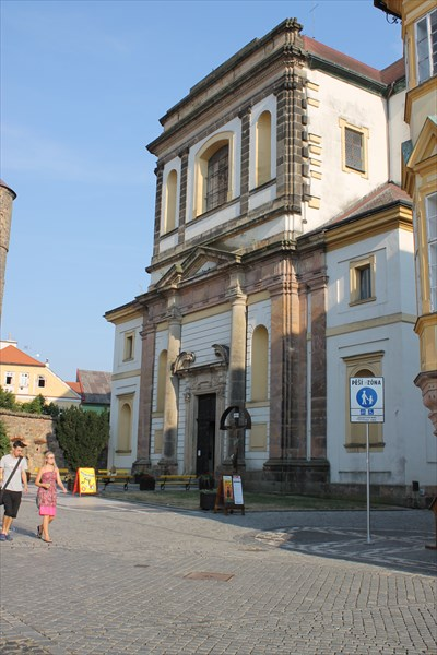 Костел Святого Якова