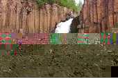Водопад на правом Кылтыларе