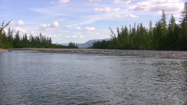 Река Амнундакта