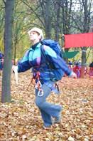 Туристское многоборье. 23 октября 2005г. Воробьевы Горы.