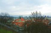 Панорама с замка