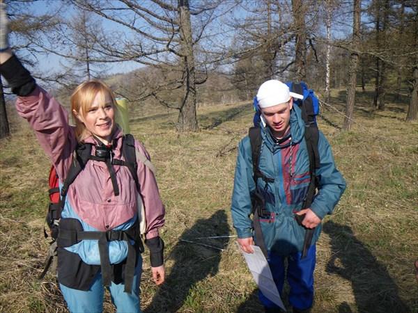 Оля и Леша)