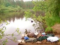 Река Пра Рязанская обл. 2008. Автор: Михаил Кашурин