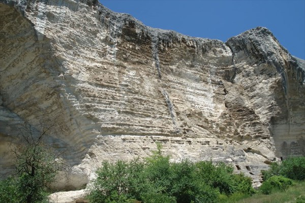 Один из гротов монастырского комплекса Качи-Кальон