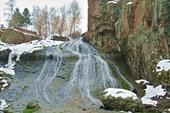 Джермук. Водопад `Волосы Русалки`