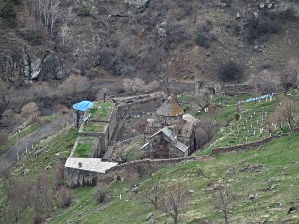 Монастырь Гндеванк.