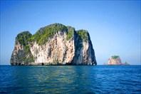 На яхте по курортным островам Пхукета