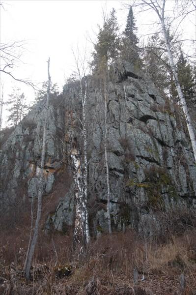 очень красивые скалы