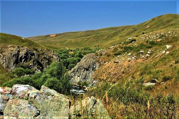 Река Кескен-Терек